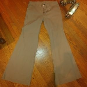 GAP Tan Trousers. Size 16